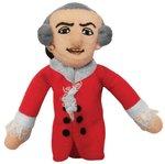 Finger puppet Mozart