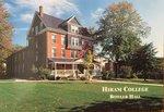 Bowler Hall post card