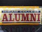 Color shock decal - Alumni