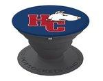 HC dog head custom PopSocket w/ swapable top