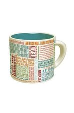 Mug Greatest first lines of literature ever