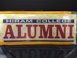 Color shock decal - Alumni