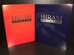 Folder Hiram Imprint Glossy