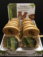 Salad hands by Totally Bamboo