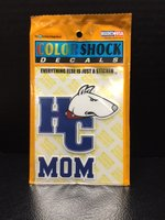 Window color shock decal - MOM