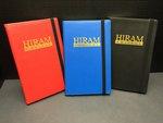 Journal Hiram imprint 8.5 X 5.5