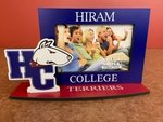 HC dog logo 4x6 standee picture frame