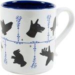 How To: Shadow Puppets mug